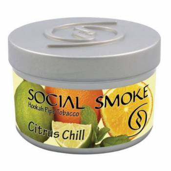 Купить Табак Social Smoke - Citrus Chill 250 г
