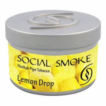 Купить Табак Social Smoke - Lemon Drop 250 г