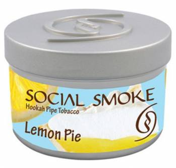 Купить Табак Social Smoke - Lemon Pie 250 г
