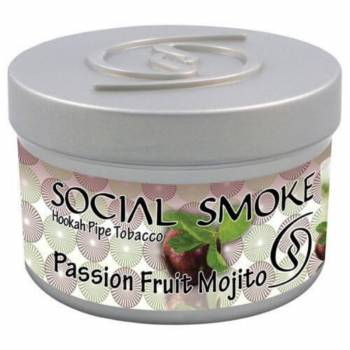 Купить Табак Social Smoke - Passion Fruit Mojito 250 г