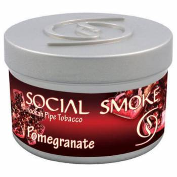 Купить Табак Social Smoke - Pomegranate 250 г
