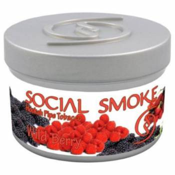 Купить Табак Social Smoke - Wildberry 250 г