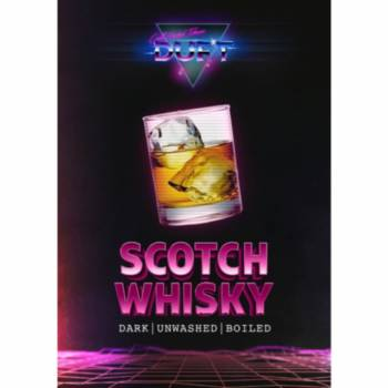 Купить Табак Duft - Scotch Whisky 100 г