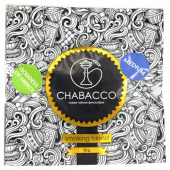 Купить Chabacco - Authentic Goddess of Mercy Medium 50 г