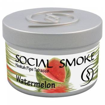 Купить Табак Social Smoke - Watermelon 250 г