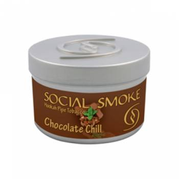 Купить Табак Social Smoke - Chocolate Chill 250 г