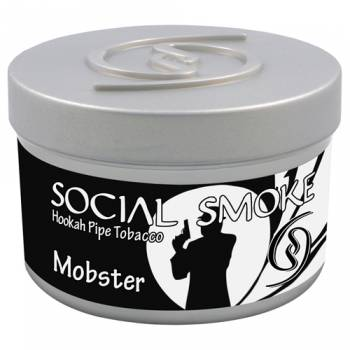 Купить Табак Social Smoke - Mobster 250 г