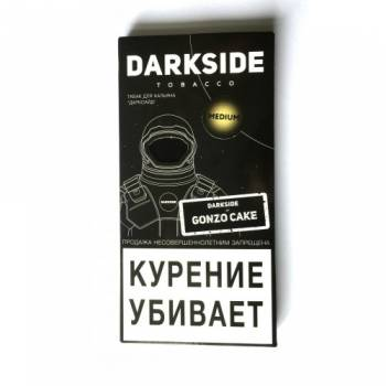 Табак Dark Side Medium - Gonzo Cake.jpg